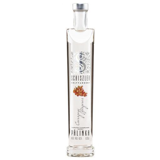 Schiszler Cserszegi Fűszeres pálinka 0,35l 42%