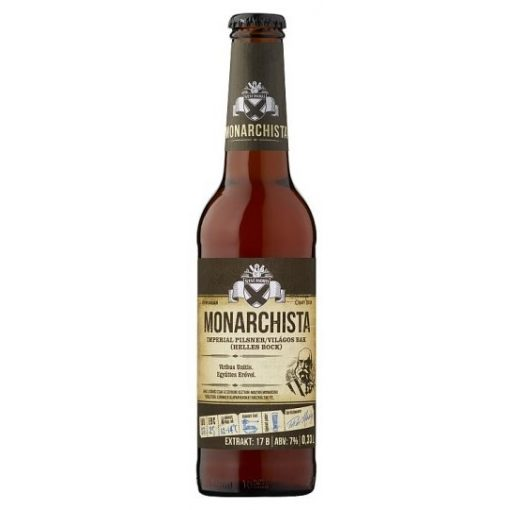 Monarchista (imperial pilsner) 7%