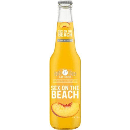 Le Coq SEX ON THE BEACH Koktél 0,33l 4,7%