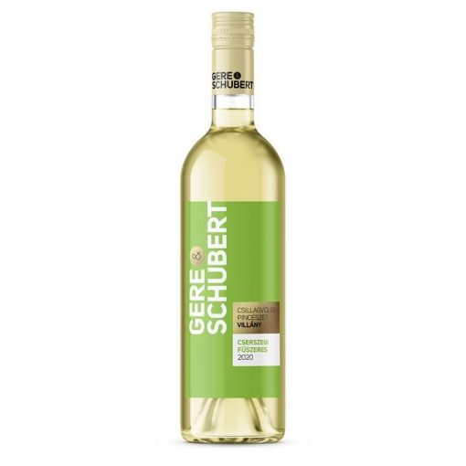 Gere & Schubert Cserszegi fűszeres 2020