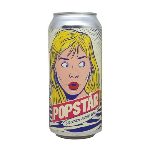 Mad Scientist Popstar West Coast IPA 0,44L 6%