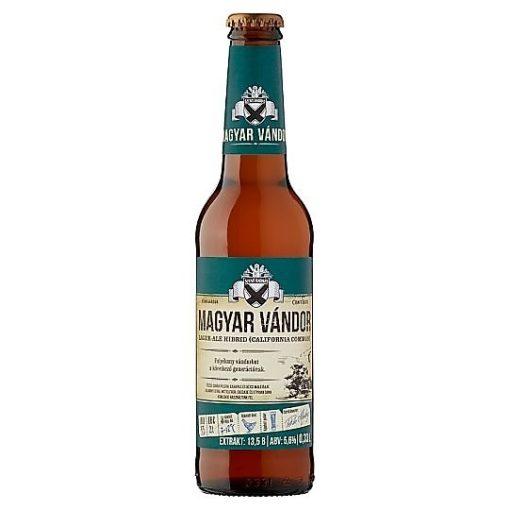 Magyar Vándor (lager/ale) 5,6%