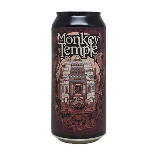 Mad Scientist Monkey Temple vaníliás búzasör 0,44L