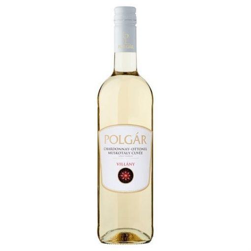 Polgár Chardonnay - Muscat Ottonel Cuvée 2018