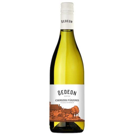 Gedeon Cserszegi fűszeres 2019